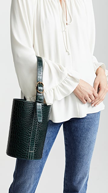 Trademark Small Classic Bucket Bag