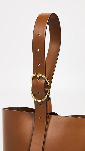 Trademark Small Classic Bucket Bag