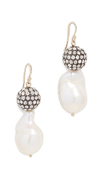 Trademark Cole Freshwater Cultured Pearl Earrings