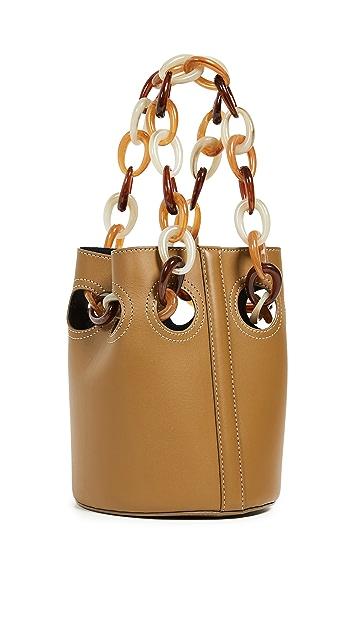 Trademark Small Goodall Leather Bag
