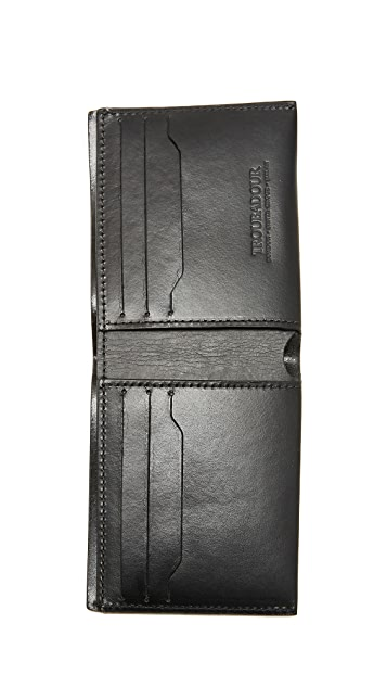 Troubadour Leather Classic Billfold Wallet