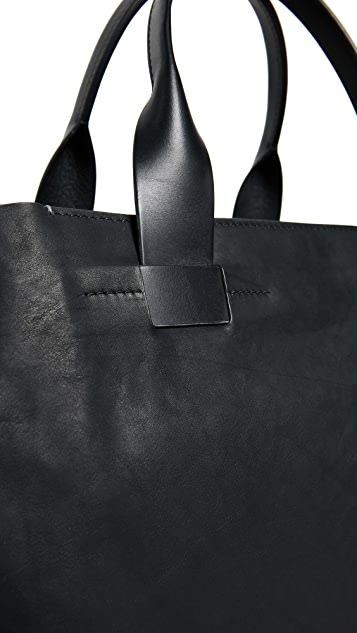 Troubadour Leather Tote