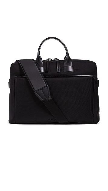 Troubadour Nylon Slim Briefcase
