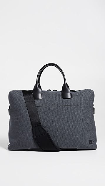 Troubadour Canvas Slim Briefcase