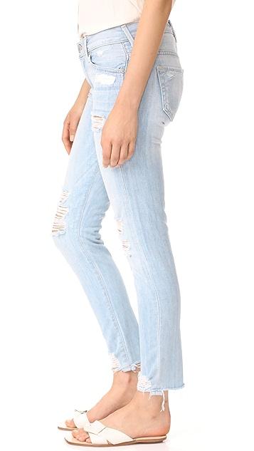 True Religion Cameron Slim Boyfriend Jeans