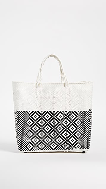 Truss Medium Handwoven Tote