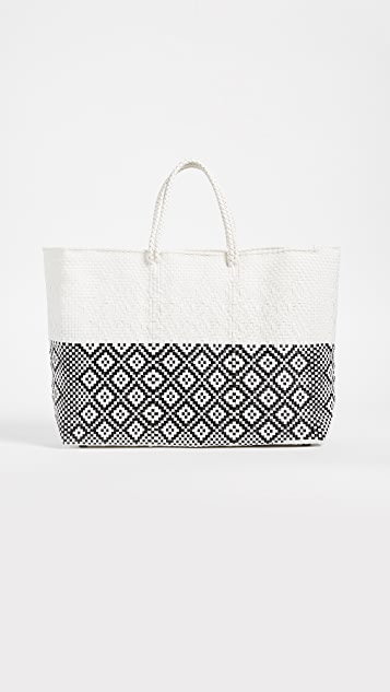 Truss Large Handwoven Tote