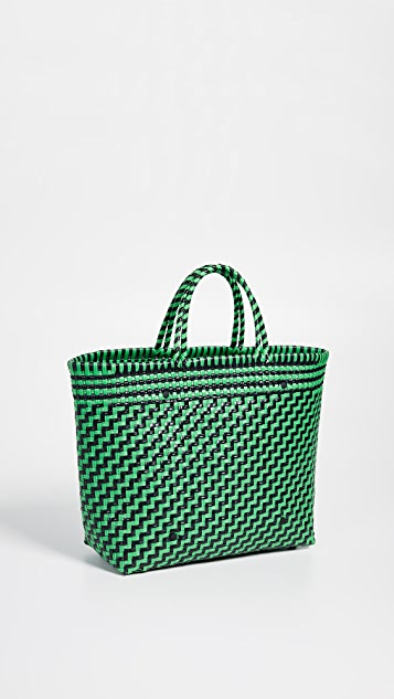 Truss Medium Handwoven Tote Bag