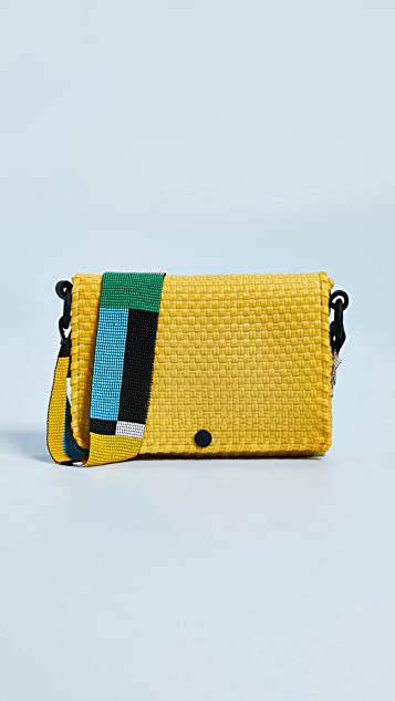 Truss Embellished Bag