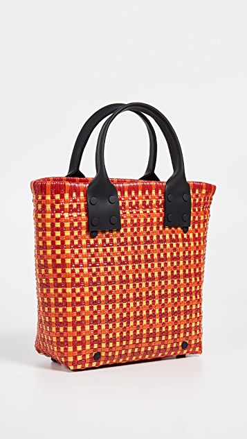 Truss Small Pocket Tote