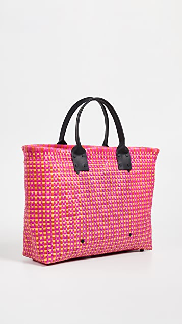Truss Large Pocket Tote Bag