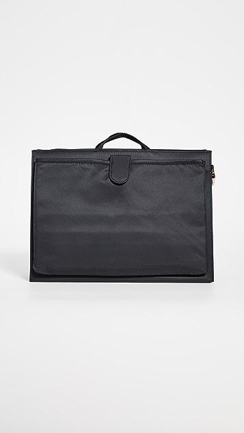 Объемная сумка с короткими ручками Savvy Объемная сумка-органайзер с короткими ручками Delux
