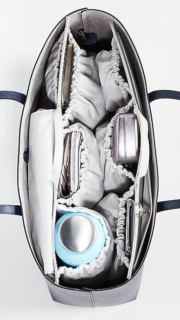 Объемная сумка с короткими ручками Savvy Объемная сумка-органайзер с короткими ручками Original