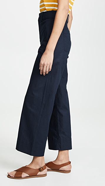 The Script Chiara Wide Leg Pants