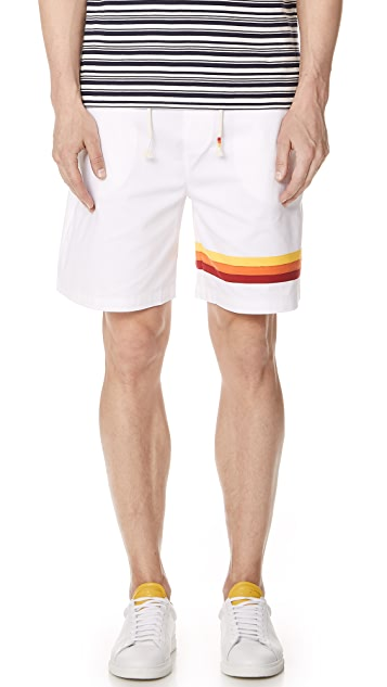The Silted Company Sunset Shorts