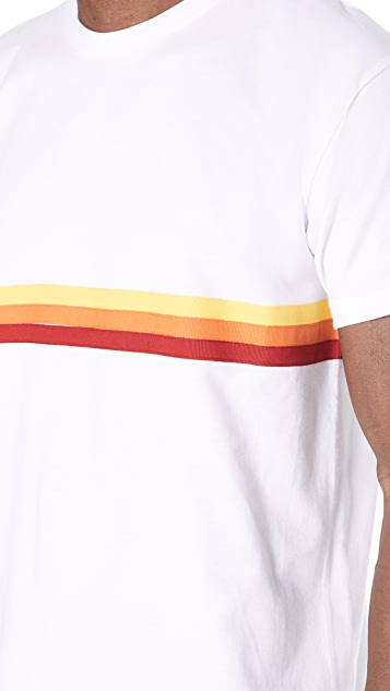 The Silted Company Sunset Tee