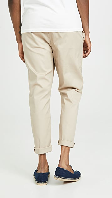 The Silted Company Coffin Trousers