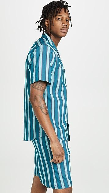 The Silted Company Aqua Shirt