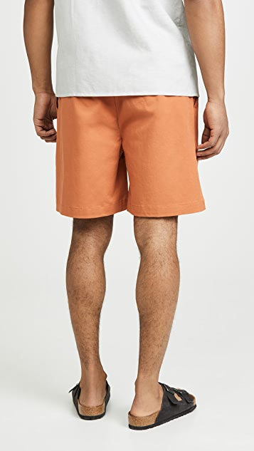 The Silted Company Coffin Shorts