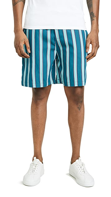 The Silted Company Aqua Coffin Shorts