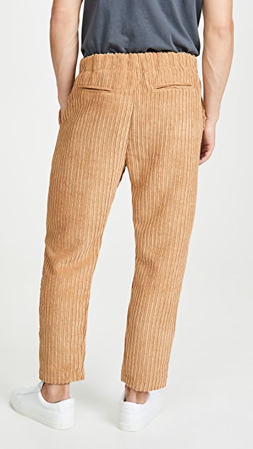 The Silted Company Corduroy Coffin Trousers
