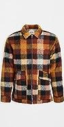 The Silted Company Big Plaid Coast Jacket