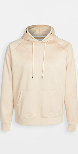 The Silted Company - Eco Suede Tokyo Pullover Hoodie