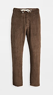 The Silted Company Corduroy Coffin Pants