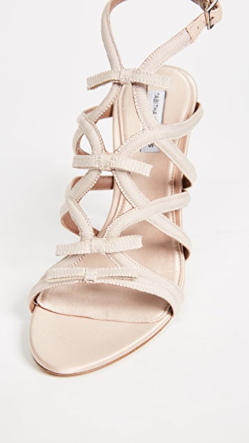Tabitha Simmons Bowrama Strappy Pumps