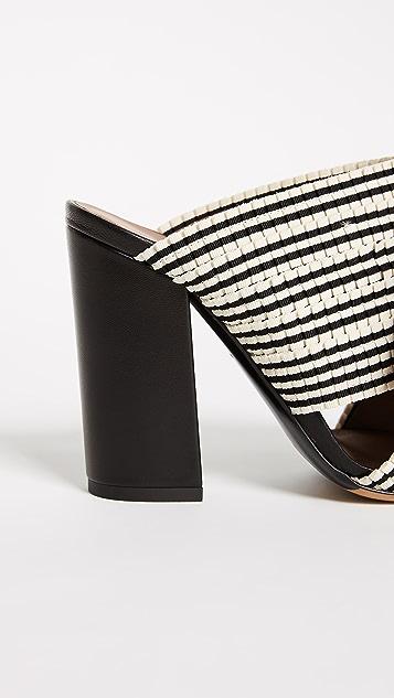 Tabitha Simmons Beau Mule Sandal Pumps
