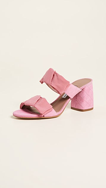 Tabitha Simmons Barbi Mule Pumps - Peonia