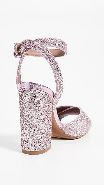 Tabitha Simmons Connie Glitter Pumps