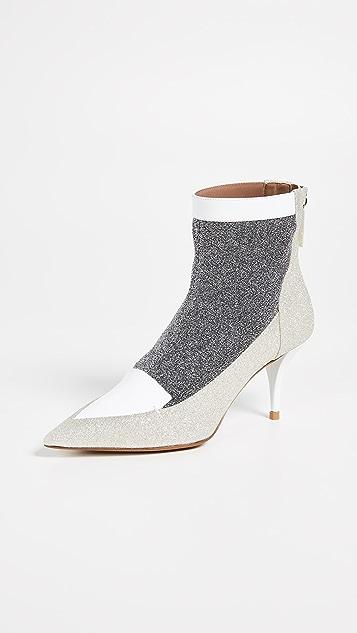 fa4a34abd0 Tabitha Simmons Alana Kitten Heel Booties | SHOPBOP