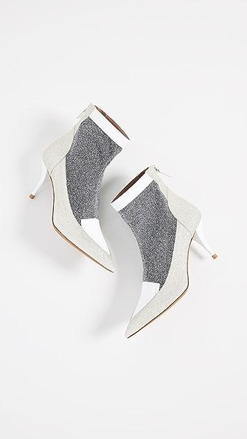 Tabitha Simmons Alana Kitten Heel Booties