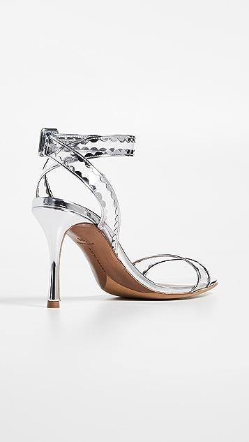 Tabitha Simmons Lissa Frill Heels