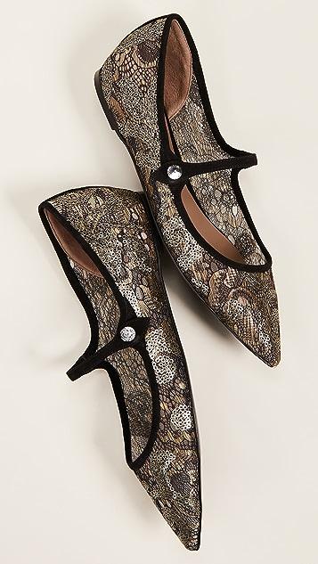 Tabitha Simmons Обувь на плоской подошве Hermione Spark