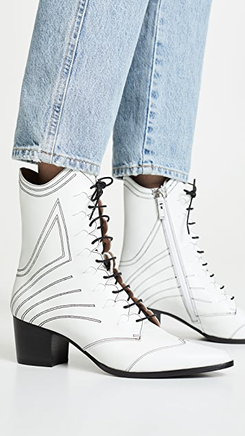 Tabitha Simmons Swing Boots