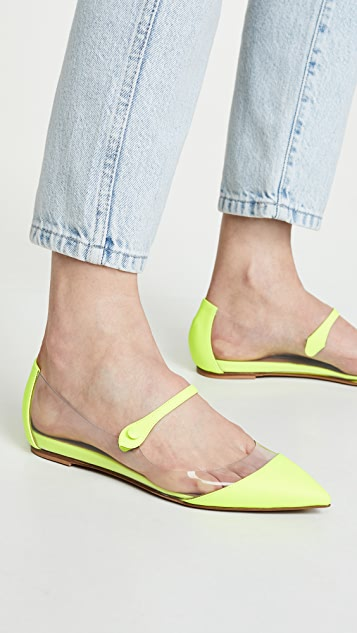 Tabitha Simmons Обувь на плоской подошве из ПВХ Hermione