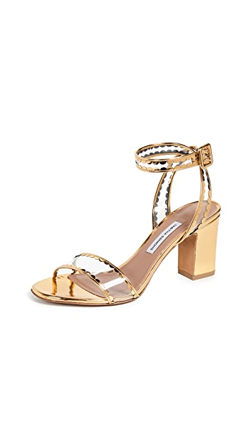 Tabitha Simmons Leticia Frill Sandals