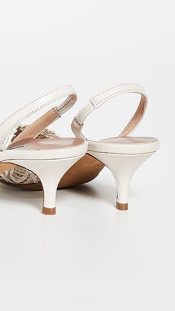 Tabitha Simmons Phebe Floret Slingback Sandals