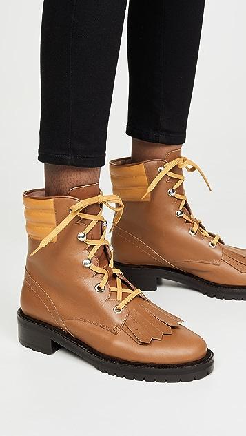 Tabitha Simmons Rhodes Boots