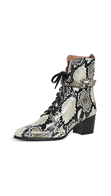 Tabitha Simmons Porter Boots