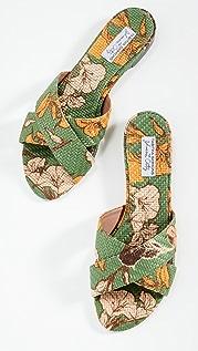 Tabitha Simmons Lassie 凉拖鞋