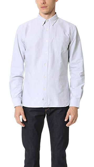 Todd Snyder Selvedge Oxford Shirt