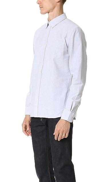 Todd Snyder Selvedge Oxford Shirt