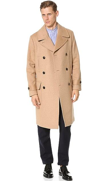 Todd Snyder Officer Coat