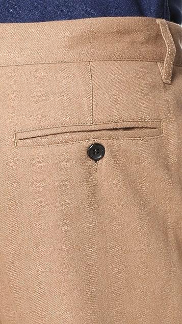Todd Snyder Drawstring Pants