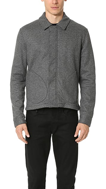 Todd Snyder Knit Deck Jacket