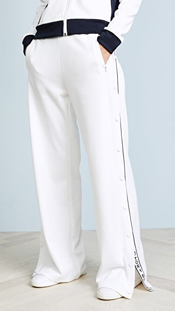 Tory Sport Banner Tear Away Track Pants
