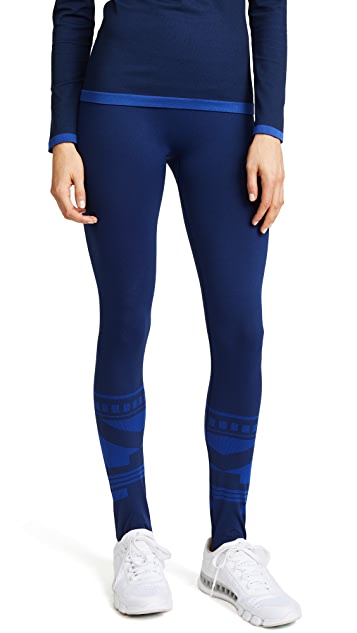 Tory Sport Seamless Ski Leggings